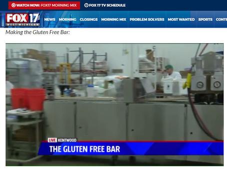 FOX 17 Showcases Facility Using Egan Food Technologies Equipment