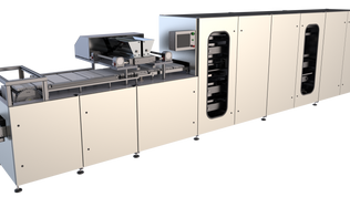 Fully Automated, Compact ChocMolder 600c Debuting at Pack Expo