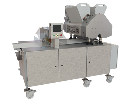 Product Changeovers and Cleaning are Effortless with New Four Roll Co-Extruder from Egan Food Techno