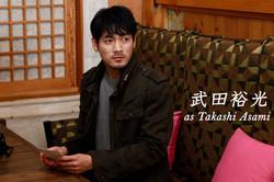Hiromitsu Takeda/武田裕光/타케다 히로미츠