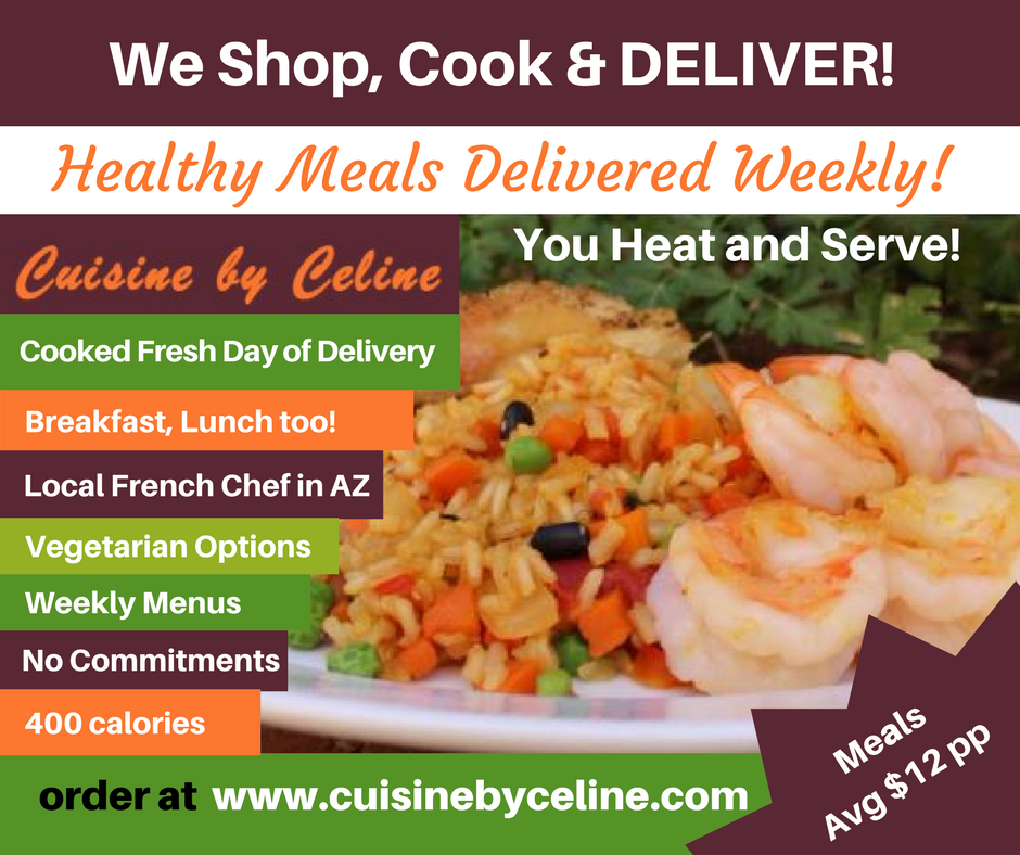 Weekly Meals Delivered