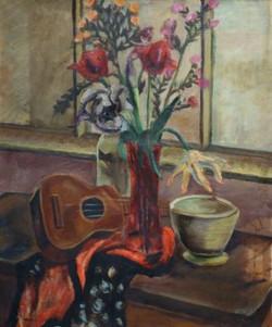 Tulips with Ukulele (1930)
