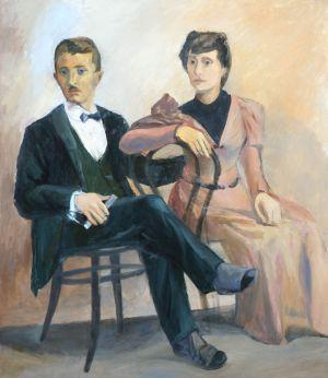 Sophie Teplitz & Abraham Frankel