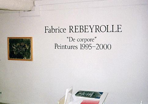 Atelier du Limon - Fabrice Rebeyrolle