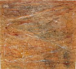 « Lignes de terre » 2008