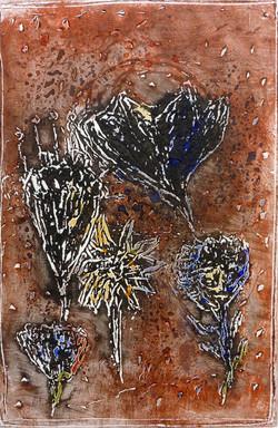 « Fleurs obscures » 2010