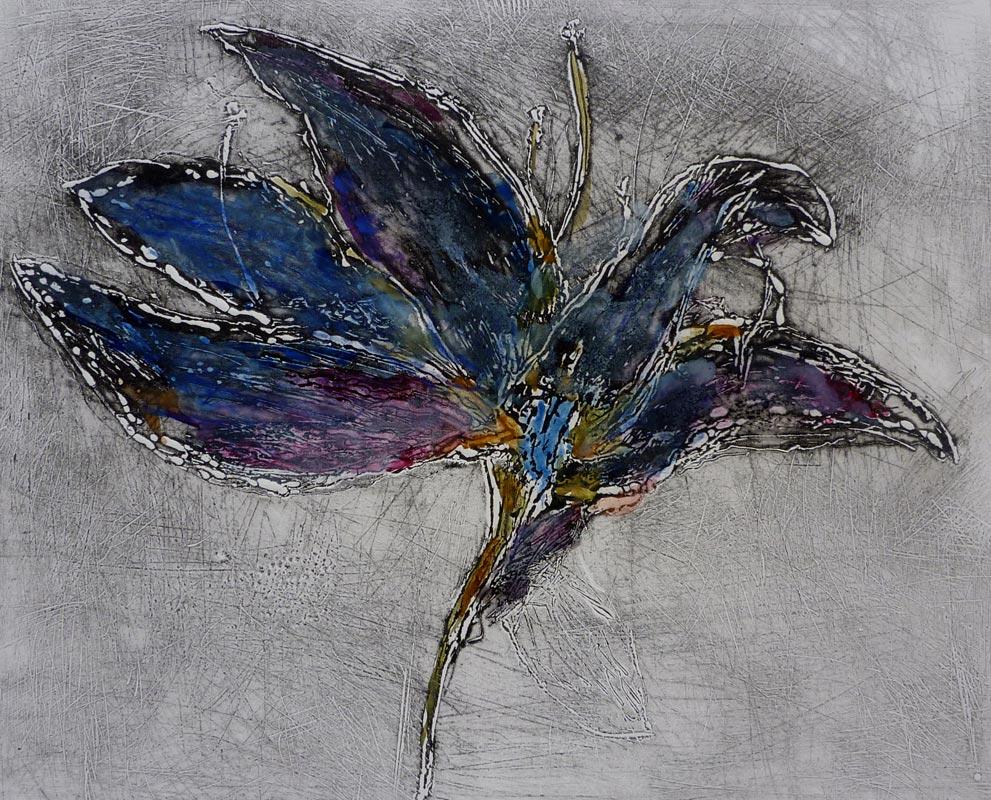 « Etrange fleur que nul ne voit » 2010