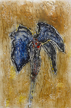 « Iris solitaire » 2010