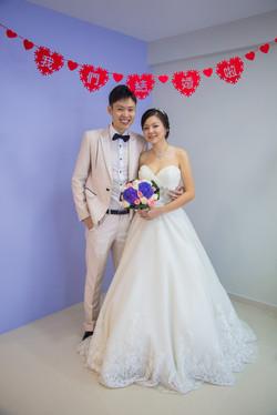 Actual Day Wedding