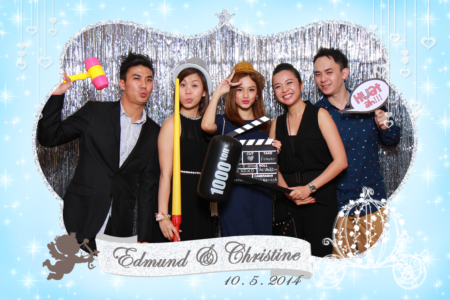 Photo Booth Singapore