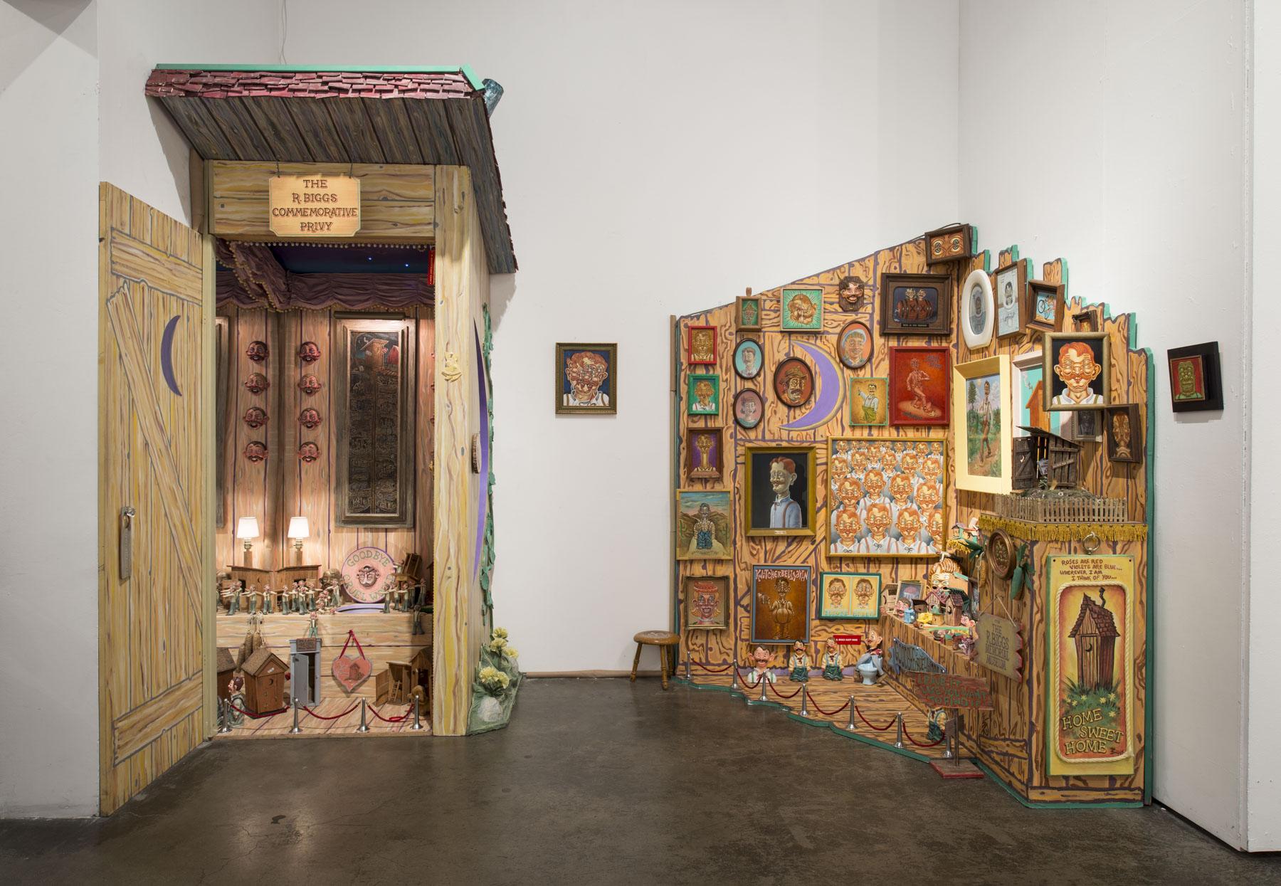 Museum & Privy