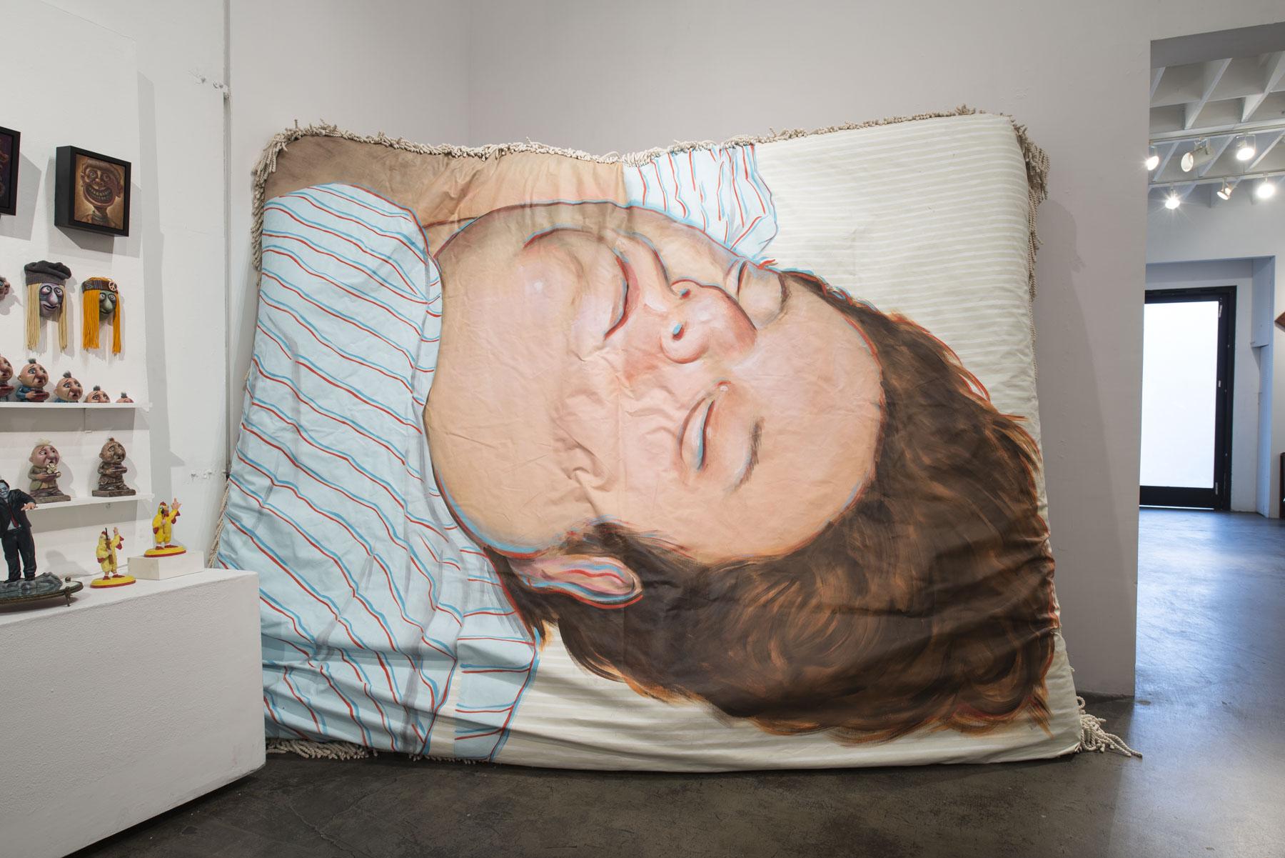 """Giant Sleeping Pillow"""