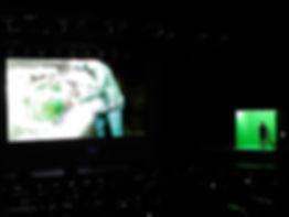 2018 SK ICT Tech Summit 메인 개막공연 오리지널 드로잉쇼 라이브 MVR 드로잉쇼  [출처] 2018 SK ICT Tech Summit 메인 개막공연 오리지널 드로잉쇼 라이브 MVR 드로잉쇼-워커힐 그랜드호텔