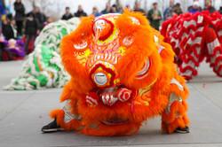 2016 Lion Dance