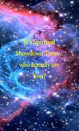 Its a Spiritual Showdown