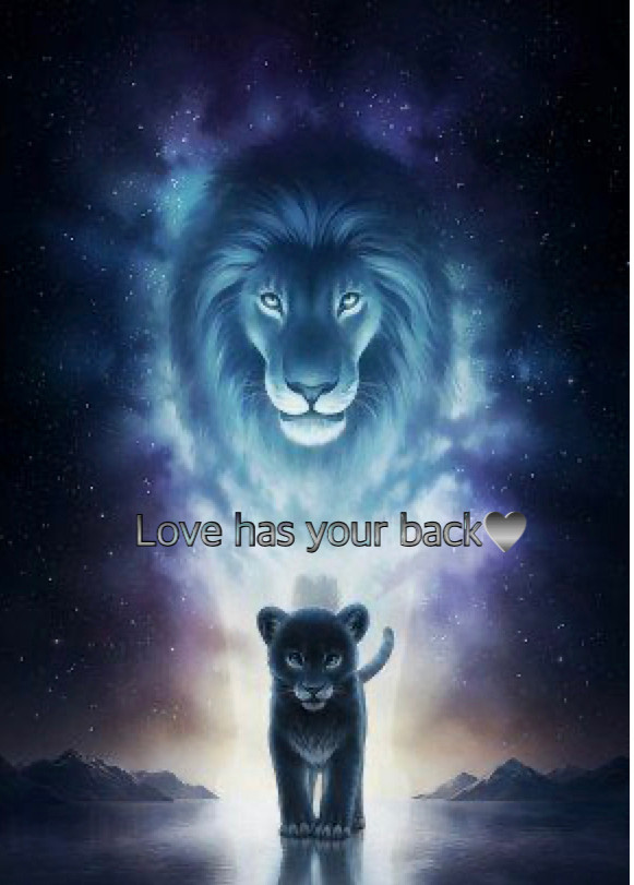 Love has your back