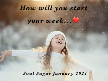 How will you start your week?