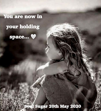 Your Holding Space is Here