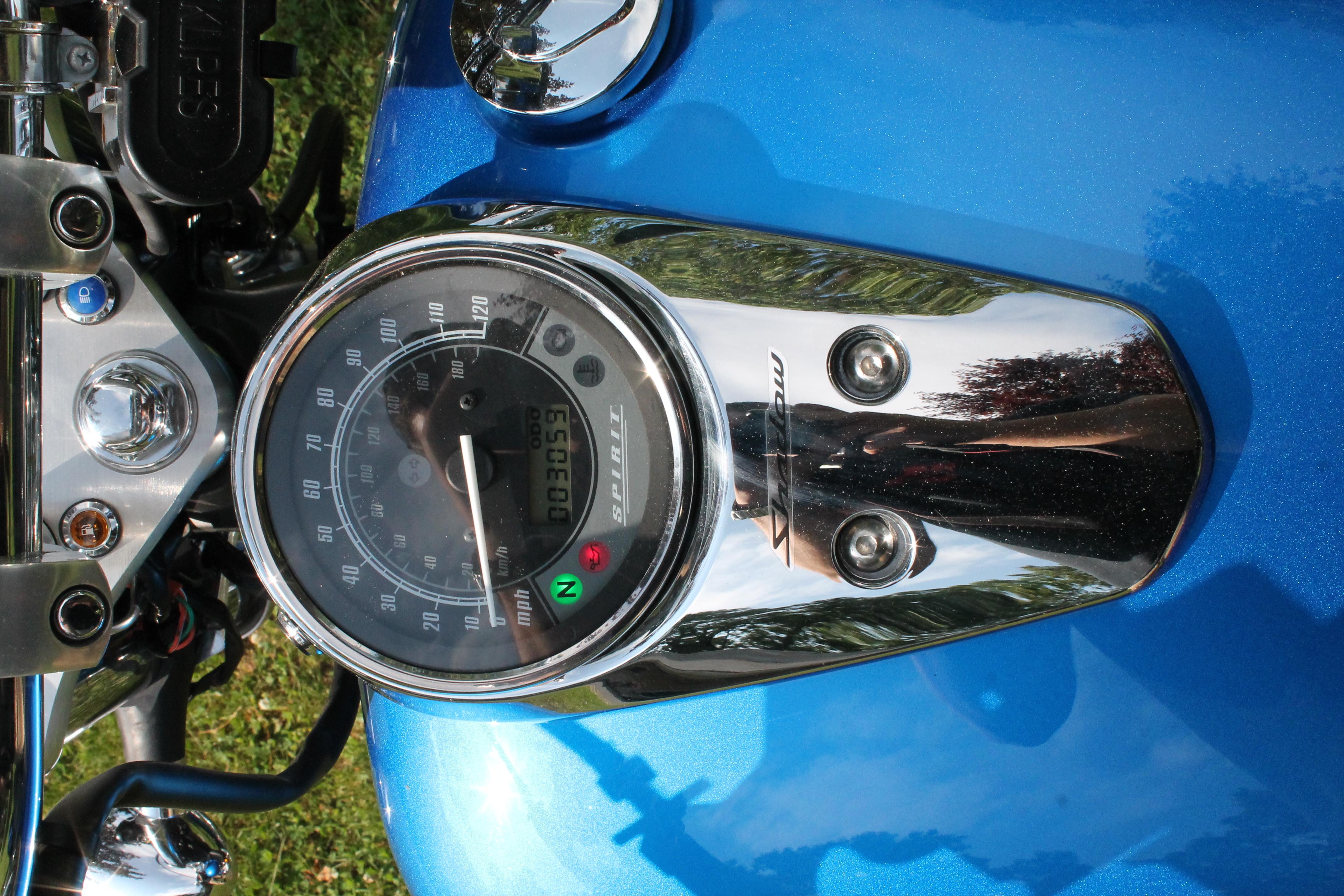 2014 Honda Shadow 750 Spirit | blackmarketbikez