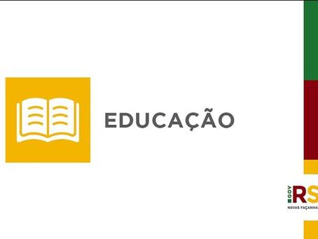 Calendário escolar 2021 da rede estadual começa em 8 de março