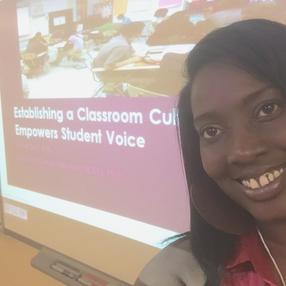 New Teacher PD on Student Voice