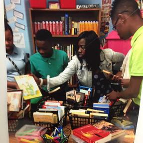 Book Pass Reading Activity