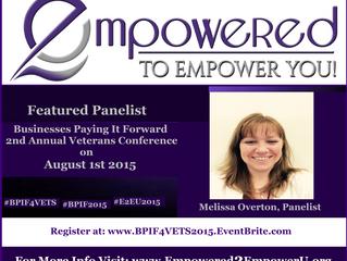 Featured Panelist: Melissa Overton
