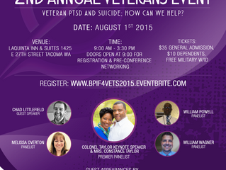 DON'T MISS THE BUSINESSES PAYING IT FORWARD...2ND ANNUAL VETERANS EVENT!!