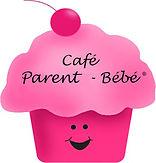 Logo café maman-bébé