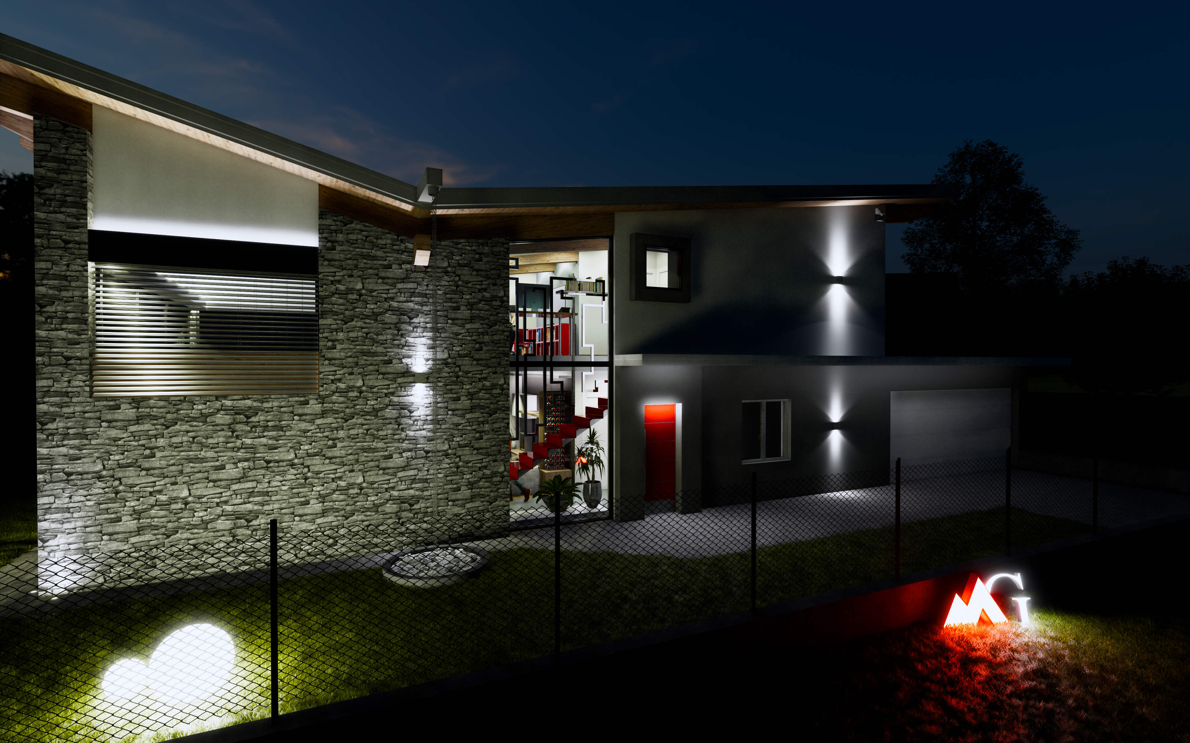 Villa Comignago Classe A4-5