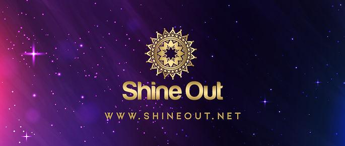 Bilebändi Shine Out - loistetta juhliisi.