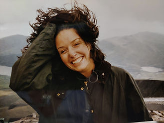Gifted Young Adult On A Windy Day In Mountains   Cognitive Hypnotherapy   Gifted Coaching