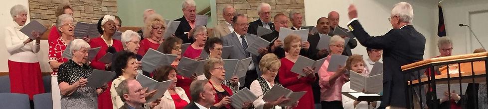 First Baptist Church Sun Lakes choir