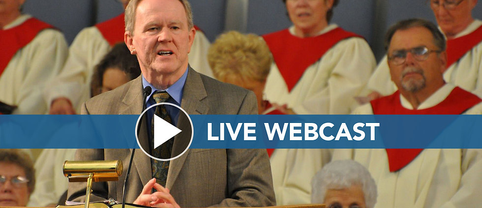 image link to live webcast and sermon archive