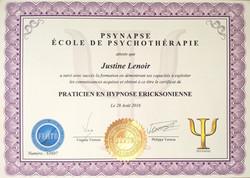 Hypnothérapeute Lyon