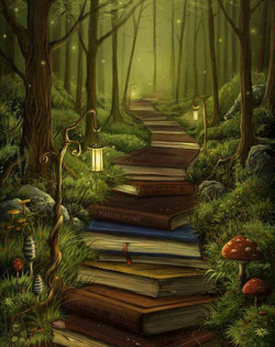 """""""The Reader's Path"""""""