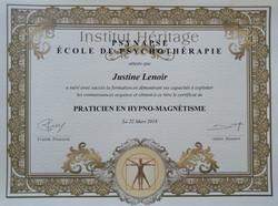 Pratiien en hypno magnétisme Lyon