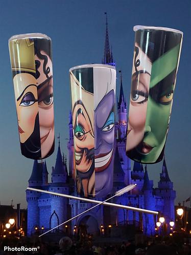 Disney Villains Tumbler - 20 oz.