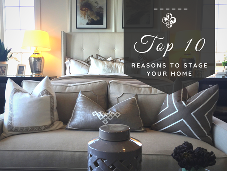 Why Home Staging Matters