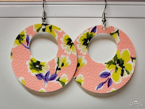 Open Circle Floral