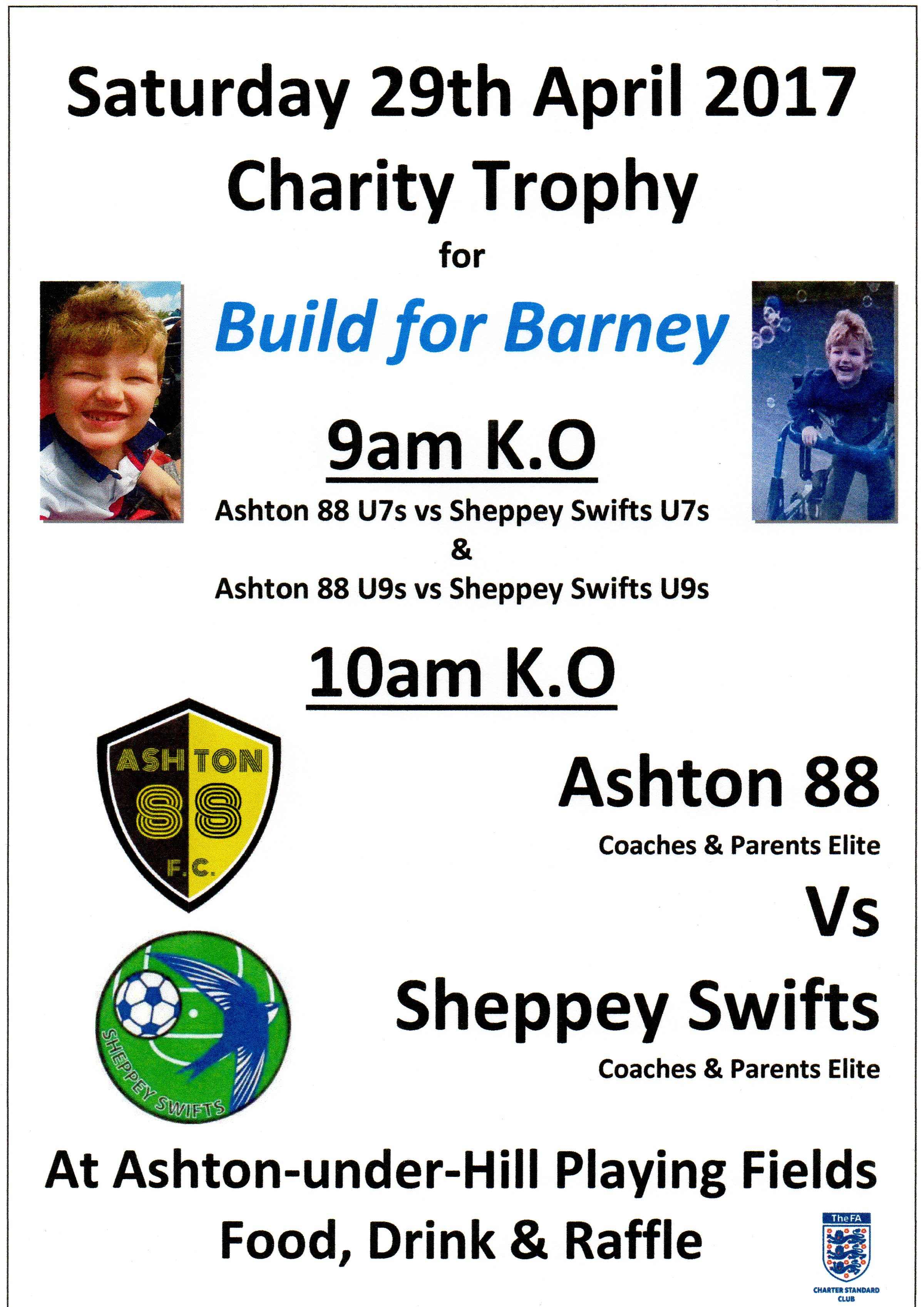 Build For Barney Charity Poster FINAL