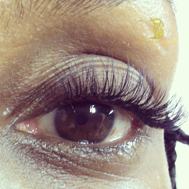 3D Volume Lash Extensions
