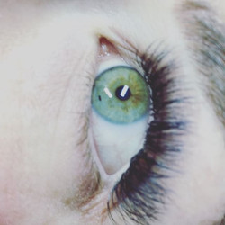 My amazing 3D volume lashes 🙌🏼💜💜🌸🌸#lashes Natural Beauties!!! Natural look 🌸damage-free lash