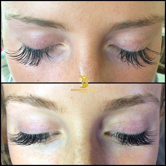 Traditional Lashes VS 3D Volume Lash