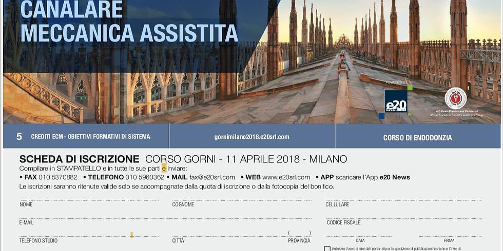 Fabio Gorni Corso di Endodonzia