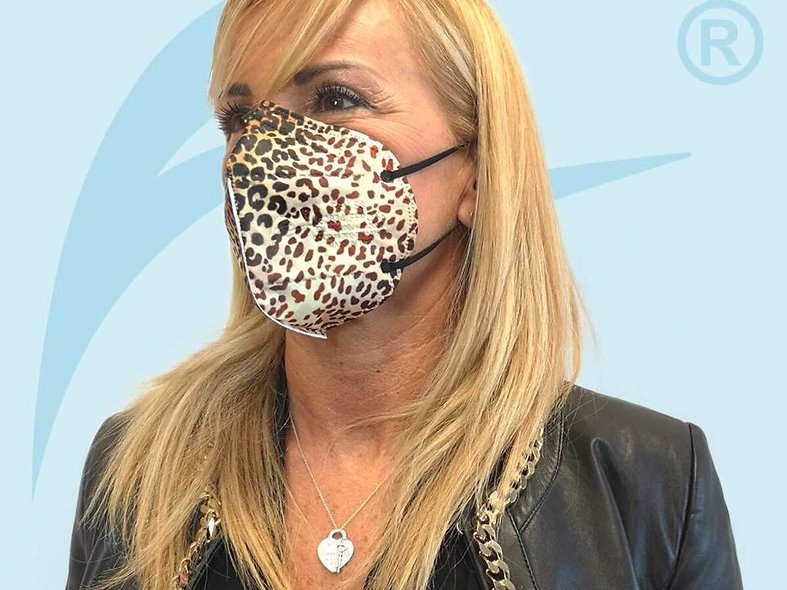 Maschera filtrante FFP2