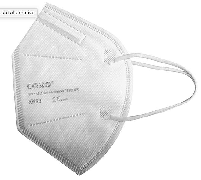 Coxo FFP2 500 pz
