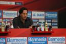 """Roger Schmidt: """"Nunca é fácil, em Wolfsburg."""""""
