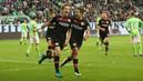 De virada, Leverkusen vence Wolfsburg fora de casa