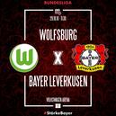 Por reabilitação, Leverkusen visita Wolfsburg pela Bundesliga